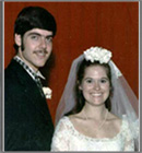 Dr. Les & Twyla Brickman Wedding Picture